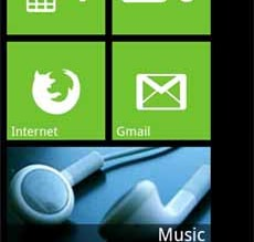 Transformar seu Android em Windows Phone 7 - Skin